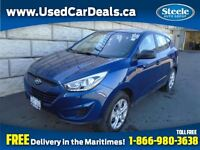 2014 Hyundai Tucson GL 2.0L Fully Equipped Htd Seats