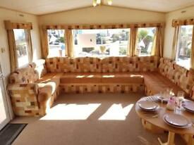 3 Bedroom 8 berth Caravan for Sale at Camber Sands near Hastings Kent London Ashford Dover Brighton