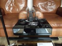 Sony Home Theatre System BDV-IT1000. Fully working with all components.