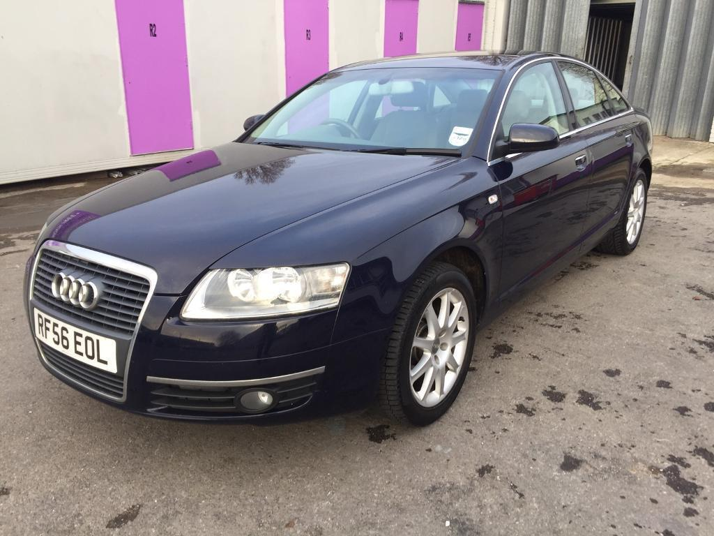audi a6 2 0 tdi 2007 in fishponds bristol gumtree. Black Bedroom Furniture Sets. Home Design Ideas