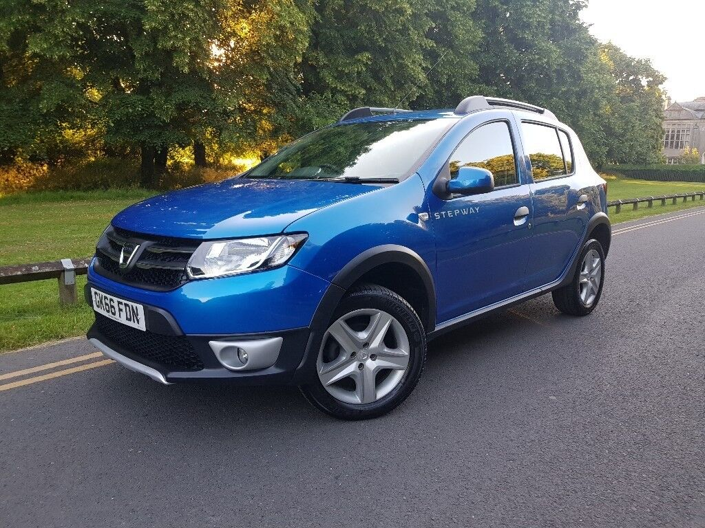 dacia sandero stepway diesel in coventry west midlands. Black Bedroom Furniture Sets. Home Design Ideas