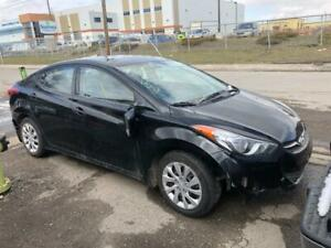 2011 2012 2013 2014 2015 2016 HYUNDAI ELANTRA FOR PARTS MANY PARTS AVAILABLE