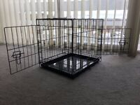 Dog Crate Small (Folding) ***BARELY USED***