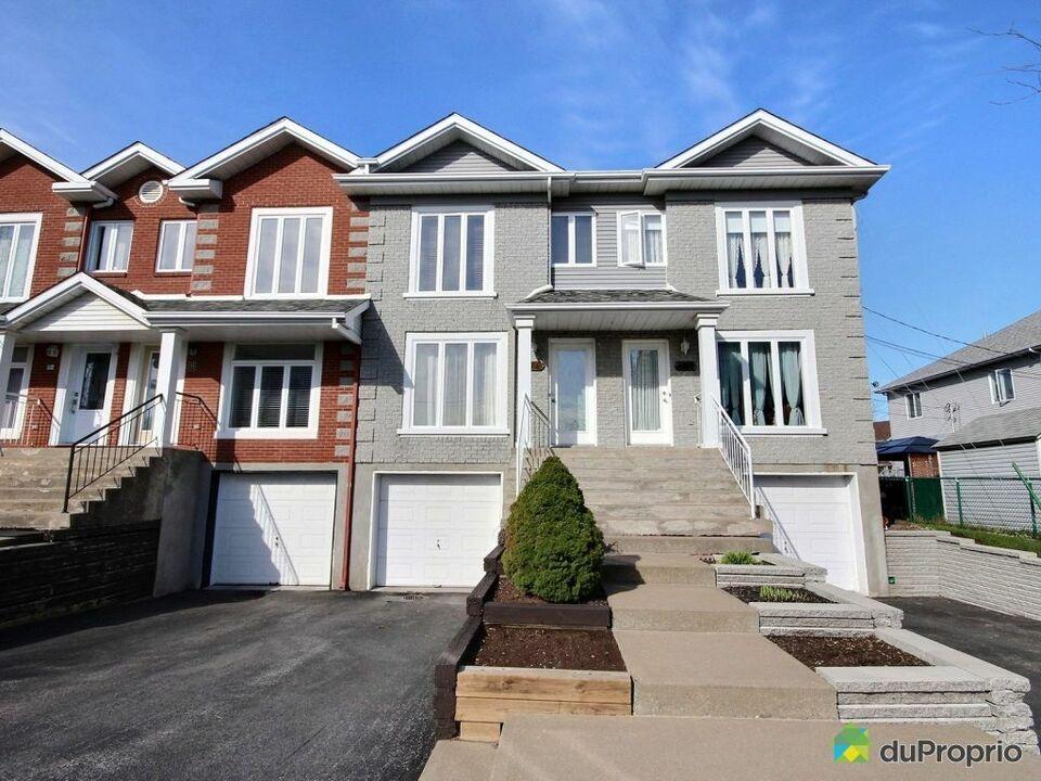 269 250$ - Maison en rangée / de ville à vendre à Candiac ...