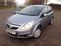GIGANTIC NEW MODEL CORSA DIESEL BARGAIN 59 1-3 CDTi LIFE 5 DR~£995.SMOOTH CAR,NEED I SAY MORE?