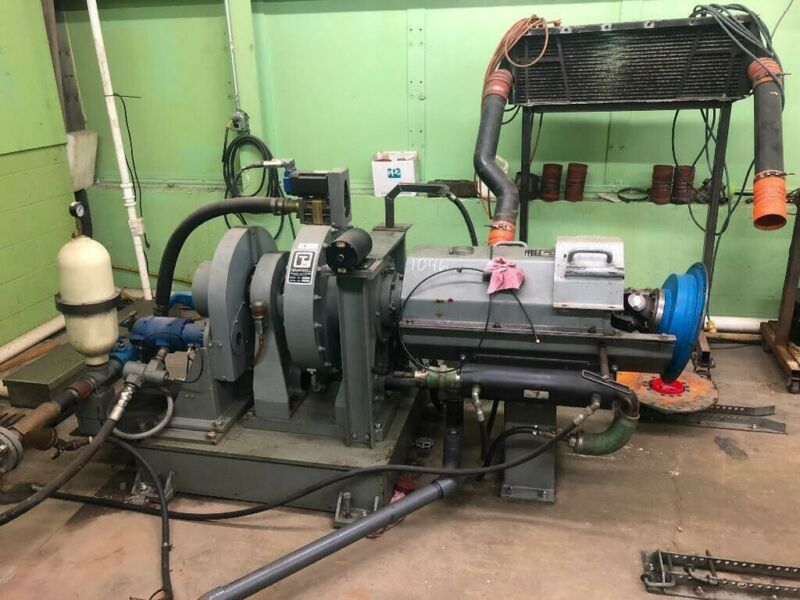 Powertest Engine Dynamometer 50x01