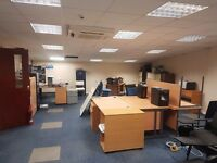 Office furniture joblot or part