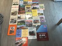 26 model railway books. Job lot.Great for a starter set or enthusiast