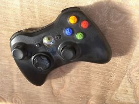 Black hand controller for xbox