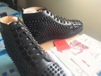 Beand nee Christian louboutin shoes in black size 8