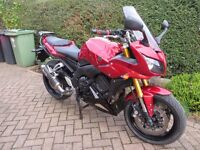 Yamaha FZ1 2006 in excellent condition.