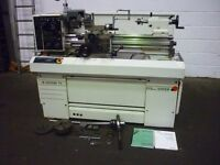 COLCHESTER BANTAM VS STRAIGHT BED CENTRE LATHE