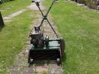 RANSOMES MARQUIS MAGNETRON BRIGGS AND STRATTON LAWNMOWER PETROL 20 INCH CUT 3 HORSE POWER