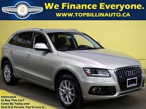 2014 Audi Q5 3.0 Technik, Navigation, ACCIDENT FREE