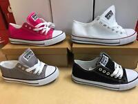 Women's girls children's all star trainers shoes wholesale bulk
