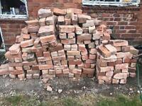 Reclaimed bricks FREE