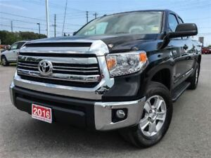 2016 Toyota Tundra ONE OWNER+LOW KMS!