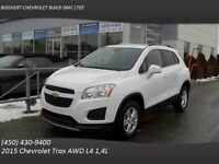 2015 Chevrolet Trax AWD LT AWD/CAMERA ARRIERE/COMMANDE AU VOLANT