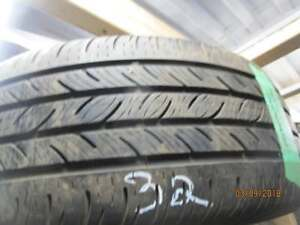 215/60R16 2  ONLY USED CONTINENTAL A/S TIRES