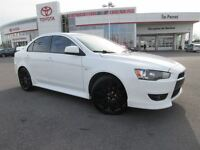 2011 Mitsubishi Lancer GT, TOIT OUVRANT, CUIR, AILERON, MAGS 18