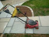 Electric lawn mower (free)