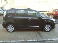 2011 (60 REG) CITROEN C3 PICASSO 1.6 DIESEL 110 ONE OWNER FROM NEW FULL SERVICE HISTORY
