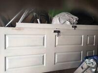 3 internal white doors