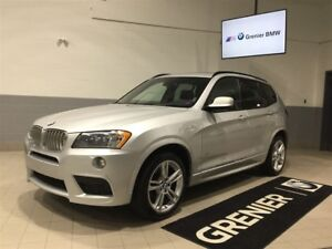 2012 BMW X3 xdrive+35i+technology package+Mpackage+Executive p