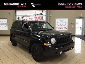 2015 Jeep Patriot North 4x4 Blackout Edition