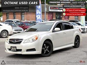 2010 Subaru Legacy 2.5 i Sport Package ACCIDENT FREE!