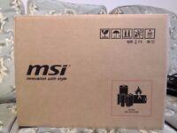 NEW MSI GP62MVR i7 7700HQ 8GB RAM GTX 1060 128GB SSD Fast Gaming Laptop