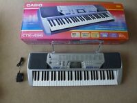 Casio keyboard CTK-496