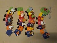 Childs caterpillar wall hanging