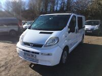 2002 VAUXHALL VIVARO TRAFIC 1.9 DTI SWB WHITE LOW MILEAGE WE ARE VIVARO/PRIMASTAR/TRAFIC SPECIALISTS