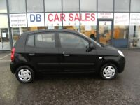 ONLY 45K MILES !! 2010 10 KIA PICANTO 1.0 1 5D 61 BHP **** GUARANTEED FINANCE **** PART EX WELCOME