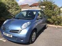 Nissan Micra 1.2 petrol cheap hatchback long mot aygo c1 Peugeot Citroen ford Vauxhall