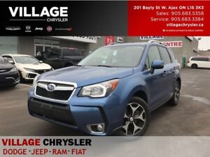 2015 Subaru Forester XT Limited|Nav|Leather|Remote Start|Sunroof