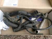 VW Corrado VR6 cooling hoses