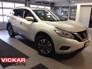 2016 Nissan Murano SL/1 OWNER LOCAL TRADE!!