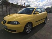 Seat Ibiza 1.4 16v special edition £895, 12 Months MOT