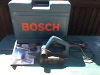 BOSCH GHO 31-82 PROFESSIONAL PLANER 240v WITH CASE