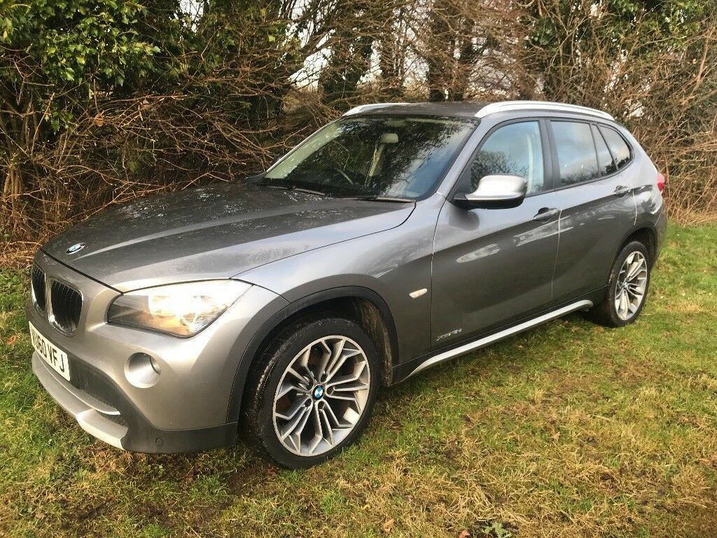 2010 BMW X1 2.0td Xdrive low mileage