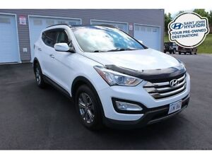 2015 Hyundai Santa Fe Sport Luxury! LEATHER! SUNROOF! ALL WHEEL