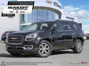 2014 GMC Acadia SLT2 AWD | Bose Audio | HUD | Heated Leather