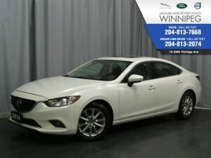 2014 Mazda MAZDA6 GS *LOCAL SEDAN WITH GREAT OPTIONS*