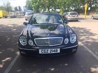 Mercedes E270 CDI, Private Plate, Pristine Condition