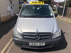 Mercedes Benz Vito 113 CDI Taxi for Sale