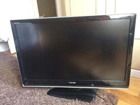 Large Toshiba Flat Screen TV £20!