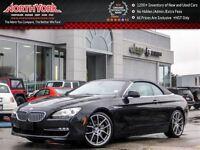 2012 BMW 650I Convertible Nav Backup Cam HeadUp keyless_Go Bluet