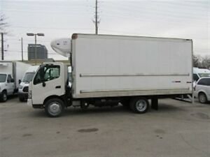 2013 Hino 195 Diesel with 18 ft refridgerated Box